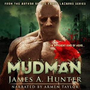 Armen Taylor narrates this audiobook, MudMan