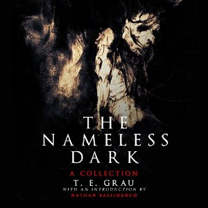 Armen Taylor narrates The Nameless Dark Audiobook